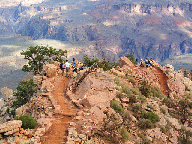 south-kaibab-trail-arizona