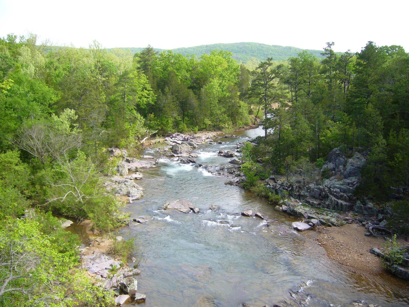 Ozark Trail, Marble Creek