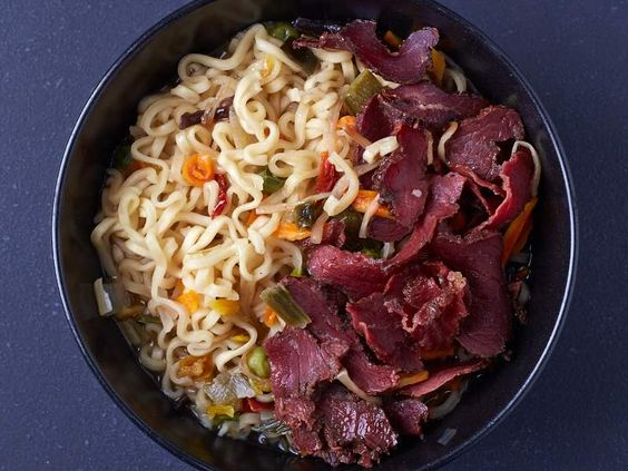 trail recipes jerkyramen