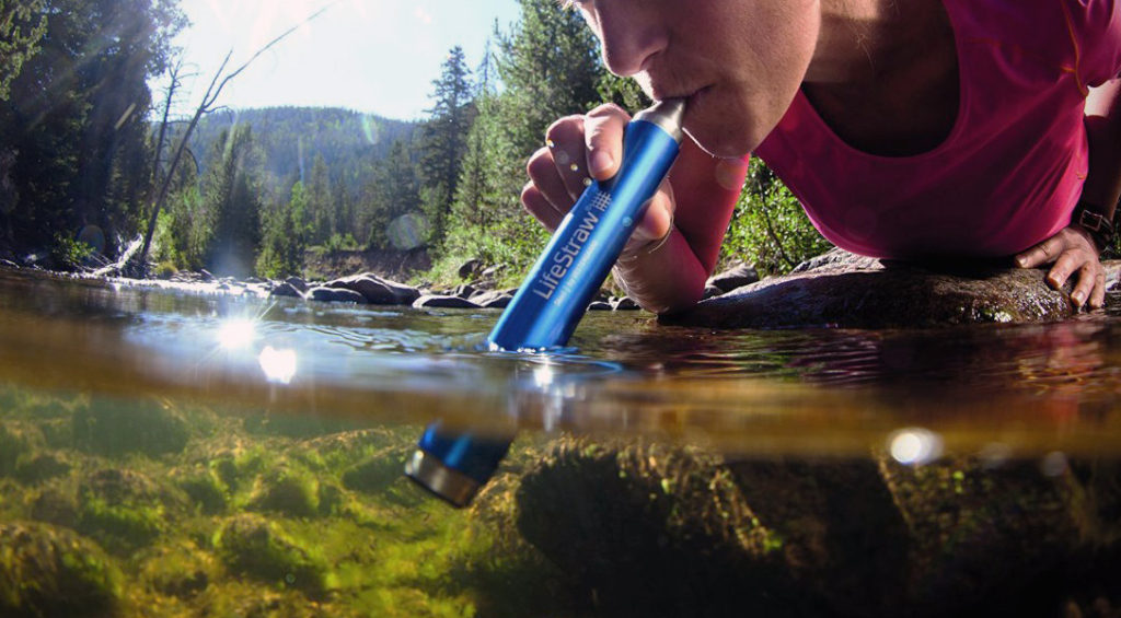 Lifestraw Steel Mini Water Filter