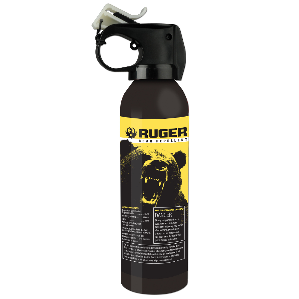 Ruger bear spray and repellent