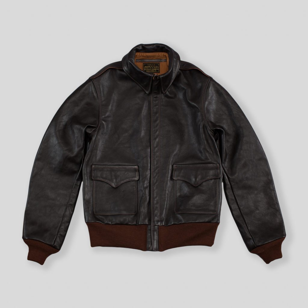 Real McCoys men's bomber jacket
