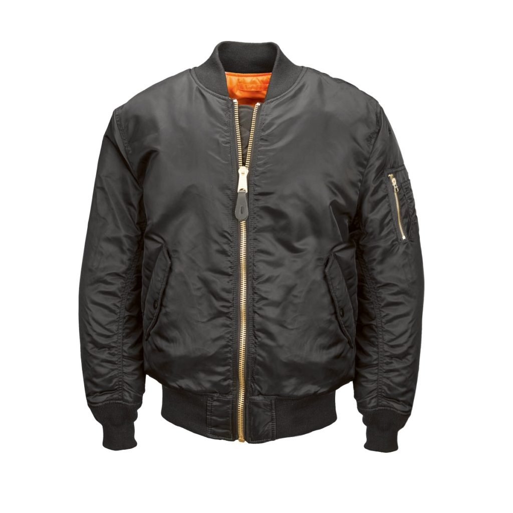 Alpha Industries MA-1 Military Bomber Jacket