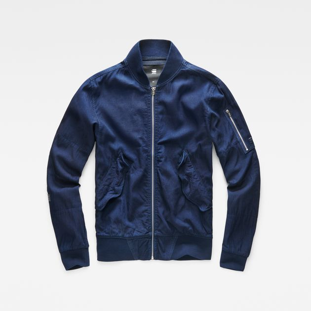 G Star Raw Rackam Deconstructed Bomber jacket