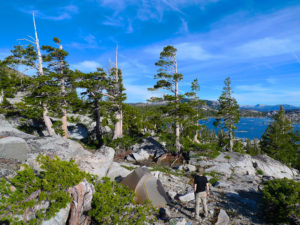 Lake Aloha, Desolation Wilderness