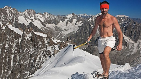 Wim Hof Everest
