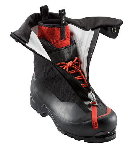 Acrux mountaineering boots