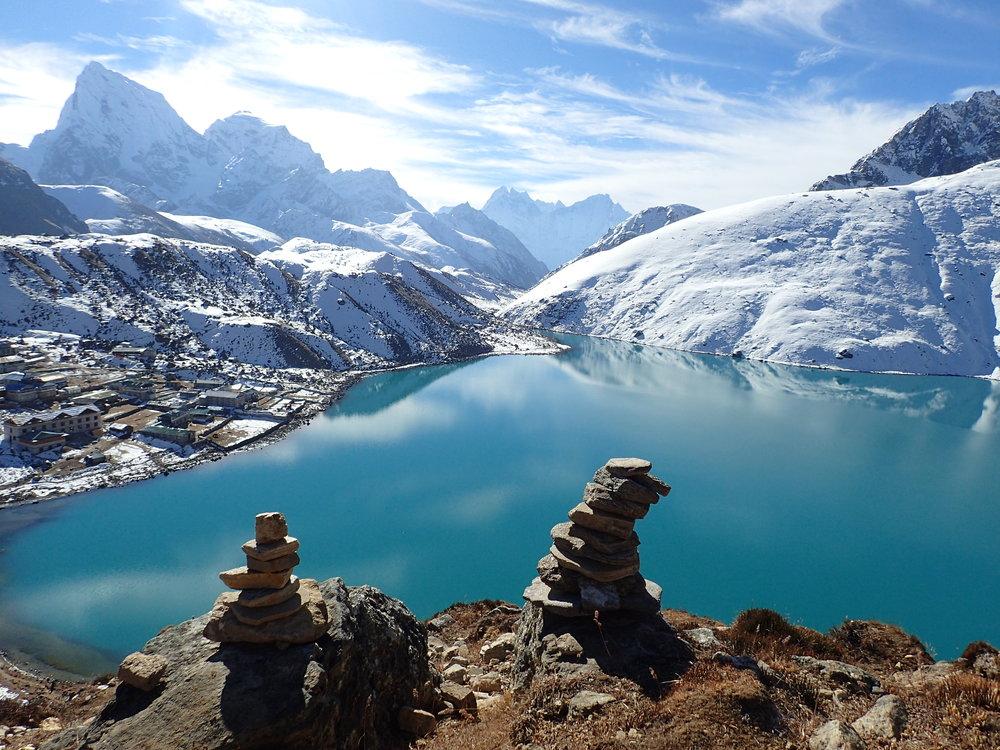 Goyko lakes, Nepal