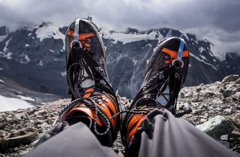 Perfect Mountaineering Boot