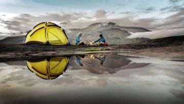 Minimalistic Camping
