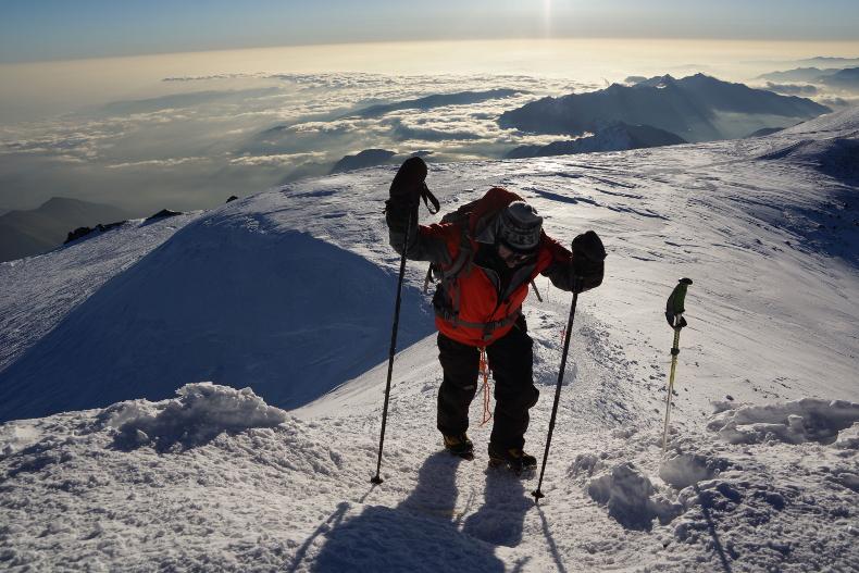 Mt. Elbrus