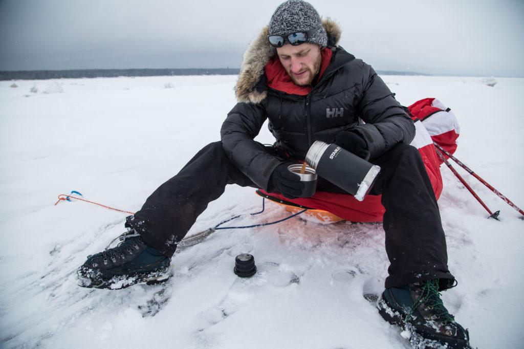 Eric Larsen Polar Explorer