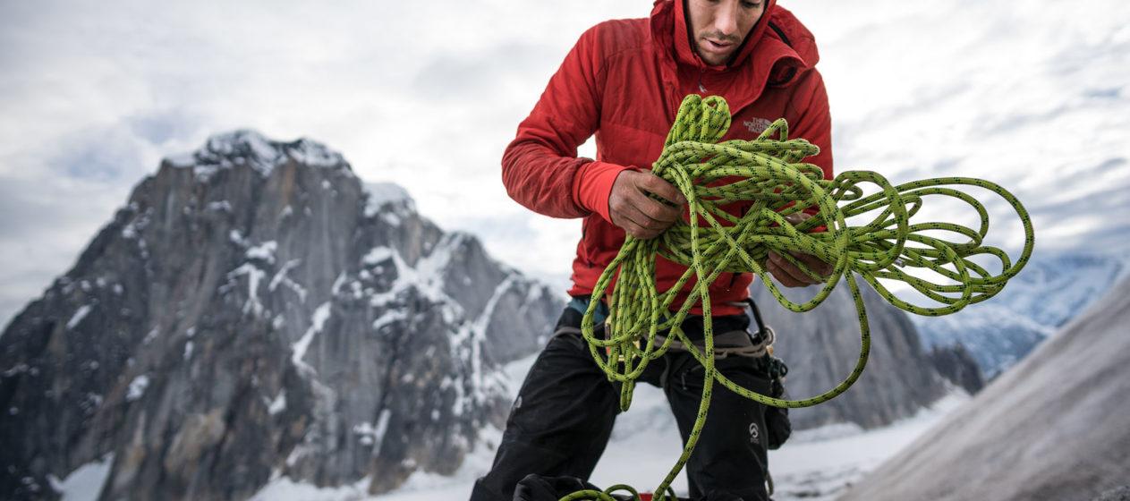 Alex Honnold rock climber