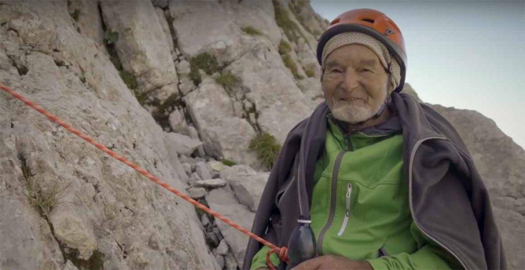 Marcel Remy Rock climber