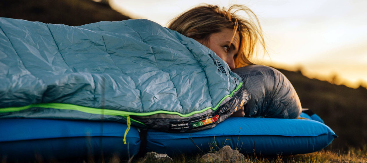 Sleeping Bag - Space Cowboy