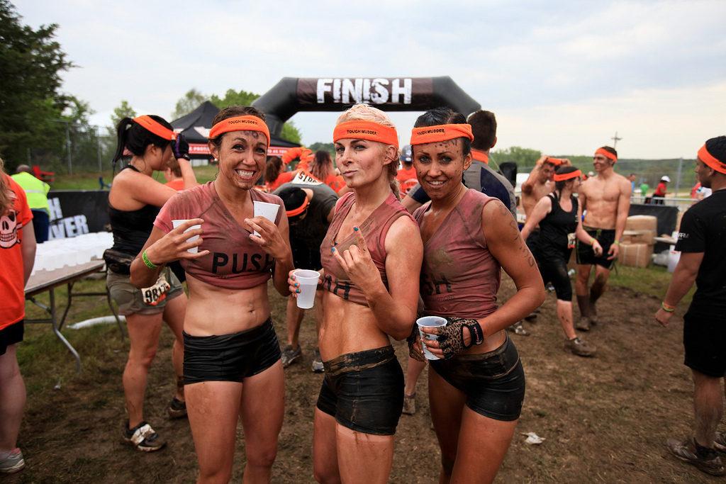 Tough Mudder Adveventure Race