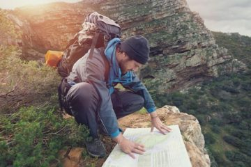 navigation in the outdoors